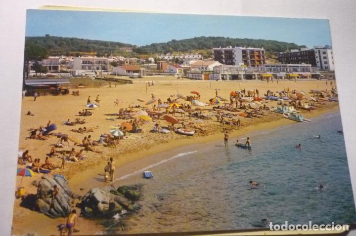 POSTAL PALAMOS -S.ESTEBAN DE LA FOSCA -CIRCULADA (Postales - España - Cataluña Moderna (desde 1940))