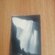 Postales: POSTAL SAN MIGUEL DE FAY CUEVA DE LA CASCADA SIN CIRCULAR. Lote 287892523