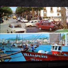 Cartes Postales: POSTAL * ARENYS DE MAR * 1968. Lote 287901273