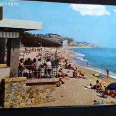Cartes Postales: POSTAL * ARENYS DE MAR , PLATJA * 1966. Lote 287902283