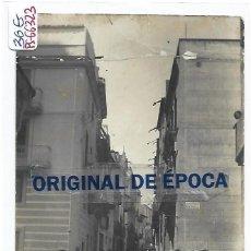 Postales: (PS-66323)POSTAL FOTOGRAFICA DE VILARRODONA-CALLE MAYOR. Lote 287917288