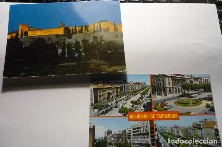 LOTE POSTALES TARRAGONA ¡¡ESCRITAS¡¡ CM (Postales - España - Cataluña Moderna (desde 1940))