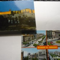 Postales: LOTE POSTALES TARRAGONA ¡¡ESCRITAS¡¡ CM. Lote 287995918