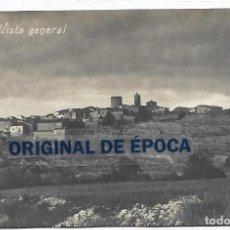 Postales: (PS-66332)POSTAL FOTOGRAFICA DE IBORRA. Lote 288071843