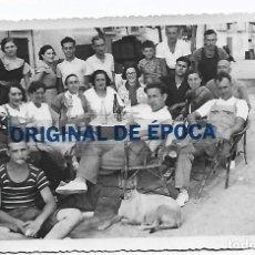 Postales: (PS-66335)POSTAL FOTOGRAFICA DE ROSAS-BAR AÑO 1935. Lote 288072433