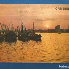 Postales: POSTAL CIRCULADA CAMBRILS 62139 TARRAGONA EDITA KOLORHAM. Lote 288086663