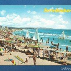 Postales: POSTAL CIRCULADA TORREDEMBARRA 46 TARRAGONA EDITA RAYMOND. Lote 288086773