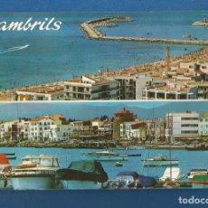 Postales: POSTAL CIRCULADA CAMBRILS 6201 TARRAGONA EDITA CYP. Lote 288088633
