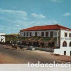 Postales: POSTAL DEL RESTURANT BAR CULLARBAZA VENTA DEL ÁNGEL - SERIE2º Nº 8032 D A, CAMPAÑA. Lote 288093123