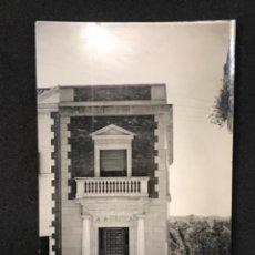 Postales: POSTAL FOTOGRÁFICA DE LA BISBAL DEL PENEDÈS N.4 CASA DE CULTURA. TARRAGONA.. Lote 288315378