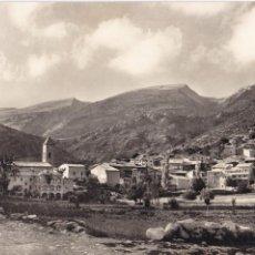 Postales: LLEIDA, GOSOL VISTA Y SIERRA DE CADI. ED. FOTO PUIG RIBERA. CIRCULADA. Lote 288397558