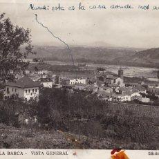 Postales: BARCELONA, SAN ANDRES DE LA BARCA. ED. BUENAVENTURA SABATÉ. ESCRITA. Lote 288400158