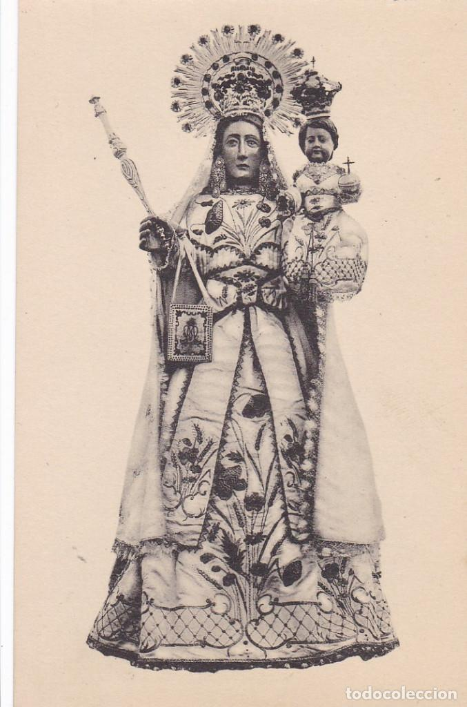 GIRONA, SANTUARI NTRA. SRA. DELS ANGELS LA VERGE. ED. FOTO ROISIN Nº 16. SIN CIRCULAR (Postales - España - Cataluña Antigua (hasta 1939))