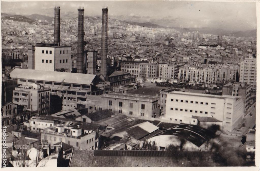 BARCELONA. NO CONSTA EDITOR. POSTAL FOTOGRAFICA SIN CIRCULAR (Postales - España - Cataluña Antigua (hasta 1939))