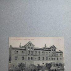 "Postales: POSTAL ANTIGÜA DE MANRESA ""CONVENTO DE LAS SALESAS"" N.39 DE FOTOGRAFIA THOMAS. Lote 288545068"