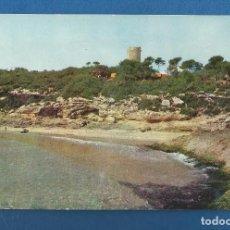 Postales: POSTAL SIN CIRCULAR TARRAGONA 38 CAMPING TORRE DE LA MORA EDITA RAYMOND. Lote 288566118