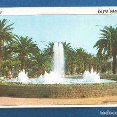 Postales: POSTAL CIRCULADA SALOU 61132 TARRAGONA EDITA KOLORHAM. Lote 288566248