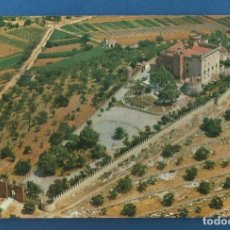 Postales: POSTAL SIN CIRCULAR CASTEDEFELS 1135 VISTA AEREA DEL CASTILLO EDITA VALICAR. Lote 288566323