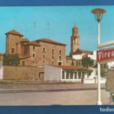 Postales: POSTAL CIRCULADA CUBELLAS SERIE II Nº307 BARCELONA EDITA CAMPAÑA. Lote 288567153