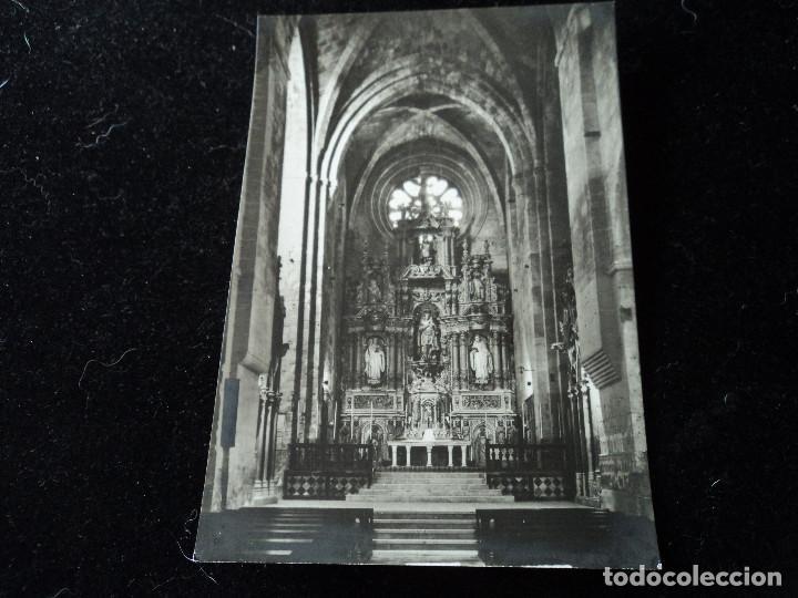 SANTAS CREUS ALTAR MAYOR FOT. A. CAMPAÑA SERIE 1 Nº 848 (Postales - España - Cataluña Moderna (desde 1940))