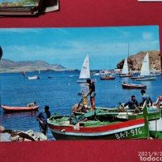 Postales: POSTAL LLANSA, BARCAS Y BALANDROS EN EL PUERTO. Lote 288662278