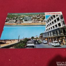 Postales: POSTAL COMARRUGA PLAYA, HOTEL. Lote 288663743