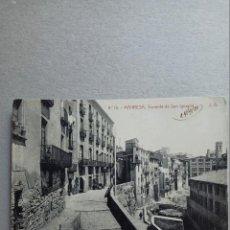"""Postales: POSTAL ANTIGÜA DE MANRESA """"TORRENTE DE SAN IGNACIO"""" N. 15 DE FOTOTIPIA THOMAS. Lote 288686873"""