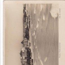 Postales: BARCELONA, VILANOVA Y GELTRÚ PLAYA. ED. FOTO R. GASSÓ Nº 7. SIN CIRCULAR. Lote 288696673