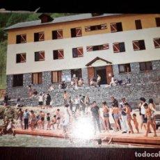 Postales: Nº 5806 POSTAL PIRINEO CATALAN GERONA PLANOLAS RESIDENCIA MARISTAS VISITA DE FAMILIARES. Lote 288697528
