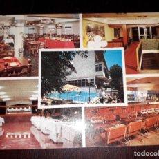 Postales: Nº 5826 POSTAL HOTEL TRAVE FIGUERAS GERONA. Lote 288699363