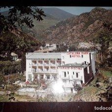Postales: Nº 5844 POSTAL CATALUÑA PARK HOTEL RIBAS DE FRESSER GIRONA. Lote 288699618