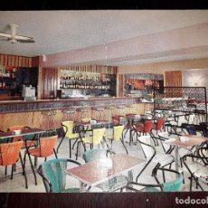 Postales: Nº 5847 POSTAL HOTEL TRAVE CARRETERA DE OLOT FIGUERAS RESTAURANTE. Lote 288700343