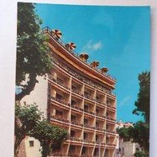 Postales: CALDES D'ESTRAC / CALDETES - HOTEL JET - VOLKSWAGEN KARMANN - P64100. Lote 288710708