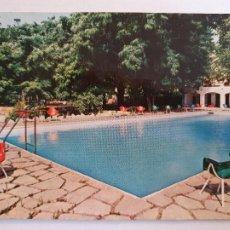 Postales: CALDES D'ESTRAC / CALDETES - HOTEL TITUS RESTAURANTE - P64102. Lote 288711023