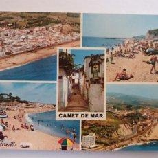 Postales: CANET DE MAR - VISTES / VISTAS - P64105. Lote 288714898