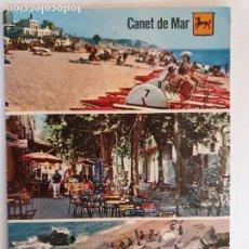 Postales: CANET DE MAR - VISTES / VISTAS - P64107. Lote 288714973