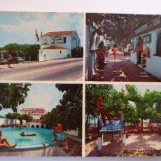 Postales: CANET DE MAR - CAMPING EL CARRO - P64110. Lote 288715643