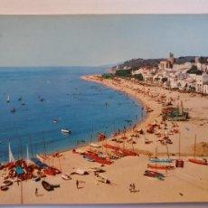 Postales: SANT POL DE MAR - VISTA PARCIAL - PLATJA / PLAYA - P64140. Lote 288721493