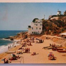 Postales: SANT POL DE MAR - PLATJA / PLAYA - P64141. Lote 288721553