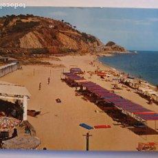 Postales: SANT POL DE MAR - PLATJA EL MORER / PLAYA - P64142. Lote 288721728