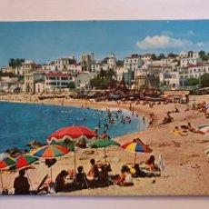 Postales: SANT POL DE MAR - PLATJA / PLAYA - P64144. Lote 288721828