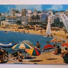 Postales: SANT POL DE MAR - PLATJA / PLAYA - P64145. Lote 288721873