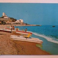 Postales: SANT POL DE MAR - PLATJA / PLAYA - P64147. Lote 288722188