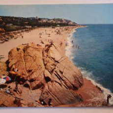 Postales: SANT POL DE MAR - PLATJA / PLAYA - P64148. Lote 288722228