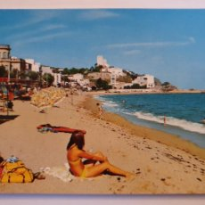 Postales: SANT POL DE MAR - PLATJA / PLAYA - P64149. Lote 288722258