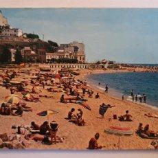 Postales: SANT POL DE MAR - PLATJA / PLAYA - P64150. Lote 288722368