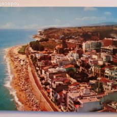Postales: SANT POL DE MAR - VISTA PARCIAL AÈRIA / AÉREA - P64153. Lote 288722698