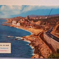 Postales: SANT POL DE MAR - ZONA RESIDENCIAL URBAPOL. - P64158. Lote 288723468