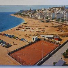 Postales: SANT POL DE MAR - VISTA - PISTA DEPORTIVA - P64159. Lote 288723723