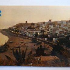 Postales: SANT POL DE MAR - VISTA NOCTURNA - P64160. Lote 288723773
